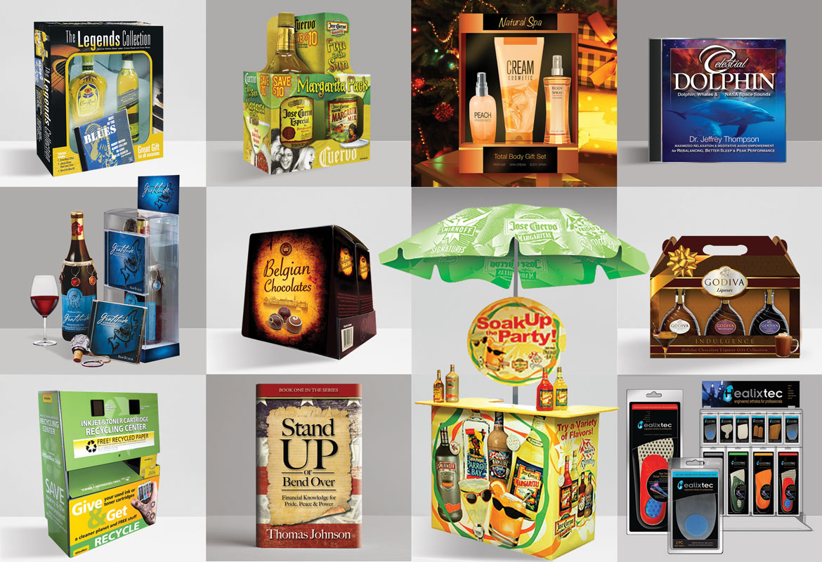 Packaging & Displays